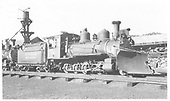 RGS 2-8-0 #41 double-headed with 4-6-0 #20 as #20 gets sand.<br /> RGS  Durango, CO  Taken by Schick, Joe - 9/9/1947