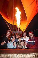09 June 2018 - Hot Air Balloon Gold Coast and Brisbane