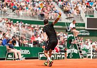 GRIGOR DIMITROV (BUL)<br /> <br /> TENNIS - FRENCH OPEN - ROLAND GARROS - ATP - WTA - ITF - GRAND SLAM - CHAMPIONSHIPS - PARIS - FRANCE - 2017  <br /> <br /> <br /> <br /> &copy; TENNIS PHOTO NETWORK