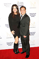 BURBANK - APR 27: Kathleen Cahill, Steve Lee at the Faith, Hope and Charity Gala hosted by Catholic Charities of Los Angeles at De Luxe Banquet Hall on April 27, 2019 in Burbank, CA