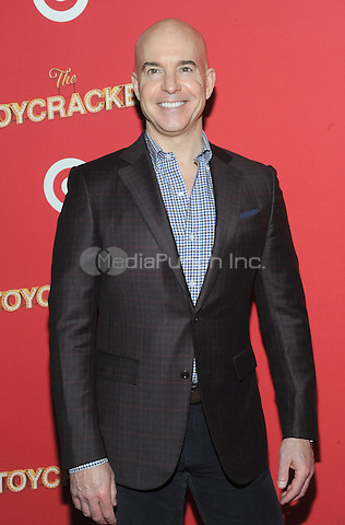 NEW YORK, NY - DECEMBER 07:Chief Creative Officer, Target, Todd Waterbury attends as Target Presents 'The Toycracker' Premiere Event at Spring Studios on December 7, 2016 in New York City. Photo by John Palmer/MediaPunch