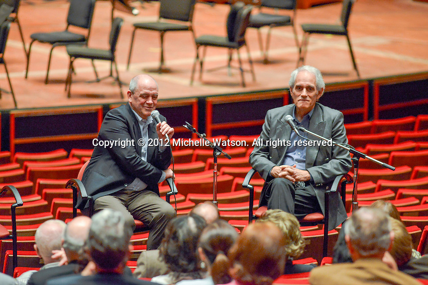 Houston Symphony - A Conversation with Hans Graf