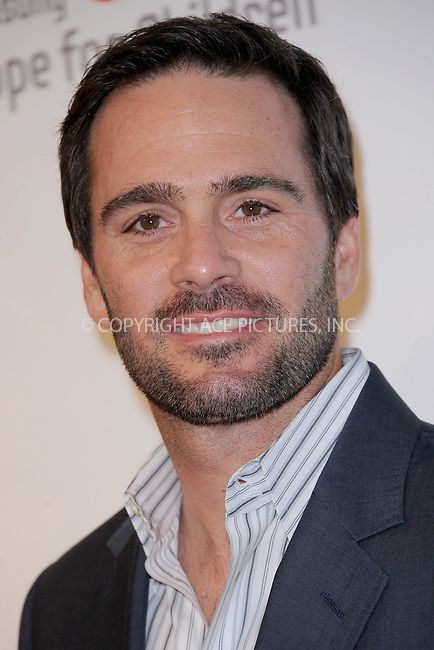 WWW.ACEPIXS.COM . . . . . .June 7, 2011...New York City.....Jimmie Johnson attends the Samsung Hope for Children Gala at Cipriani Wall Street on June 7, 2011 in New York City.......Please byline: KRISTIN CALLAHAN - ACEPIXS.COM.. . . . . . ..Ace Pictures, Inc: ..tel: (212) 243 8787 or (646) 769 0430..e-mail: info@acepixs.com..web: http://www.acepixs.com .