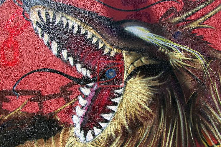Street Art-Graffittis.<br /> Sabadell.