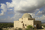 Israel, Shephelah, the tomb of Sheikh Ibn Jabal from the 13th century