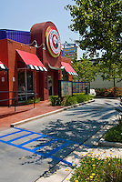 Panda Express, fast casual, restaurant, chain, American Chinese cuisine, Burbank, CA,