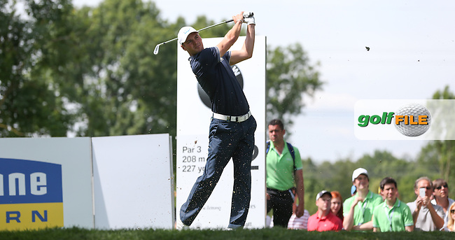 Martin Kaymer (GER) produces a mixed bag for par during Round One of the 2015 BMW International Open at Golfclub Munchen Eichenried, Eichenried, Munich, Germany. 25/06/2015. Picture David Lloyd | www.golffile.ie