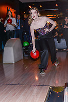 NEW YORK CITY - MARCH 15: Sarah Bolger attends FX Networks 2018 Annual All-Star Bowling Party at Lucky Strike Manhattan on March 15, 2018 in New York City. (Photo by Anthony Behar/FX/PictureGroup)