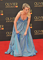 Joanne Clifton at the Olivier Awards 2019, Royal Albert Hall, Kensington Gore, London, England, UK, on Sunday 07th April 2019.<br /> CAP/CAN<br /> ©CAN/Capital Pictures