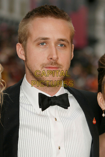 RYAN GOSLING.The 79th Annual Academy Awards - Arrivals held at the Kodak Theatre. Hollywood, California, USA,.25 February 2007..oscars red carpet portrait headshot.CAP/ADM/RE.©Russ Elliot/AdMedia/Capital Pictures.