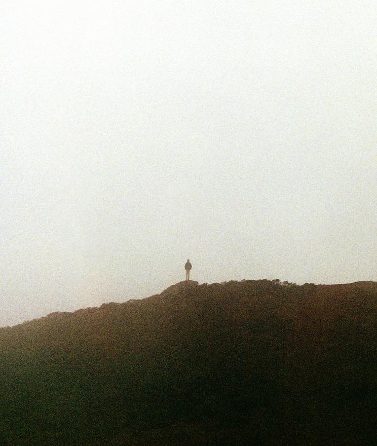 Figure on a Hill