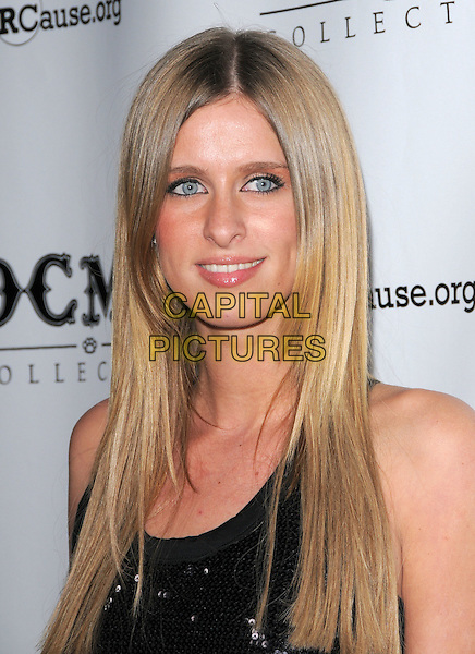 NICKY HILTON.at The DCMA Collective Grand Opening of the Flagship Store in West Hollywood, California, USA,  March 14th 2008.                                                                     .portrait headshot.CAP/DVS.©Debbie VanStory/Capital Pictures