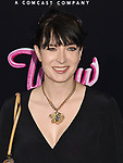 LOS ANGELES, CA - APRIL 18: Writer-producer-stripper-exotic dancer Diablo Cody attends the Premiere Of Focus Features' 'Tully' at Regal LA Live Stadium 14 on April 18, 2018 in Los Angeles, California.