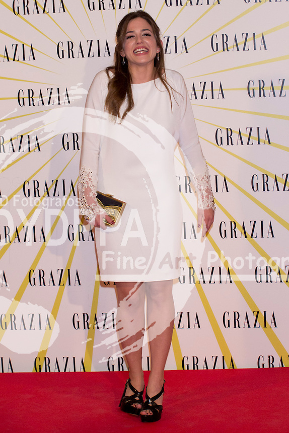 12.02.2013. Circo Price. Madrid. Spain. Celebrities attend the Party for the new magazine 'Grazia'. In the image: Marina Salas. (C) Ivan L. Naughty / DyD Fotografos//
