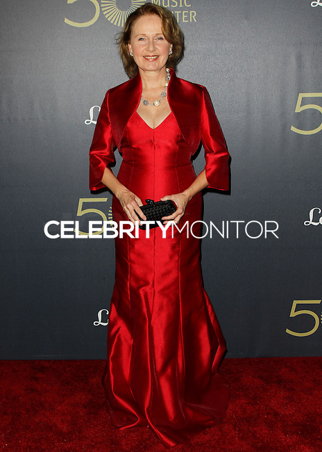 LOS ANGELES, CA, USA - DECEMBER 06: Kate Burton arrives at The Music Center's 50th Anniversary Spectacular held at The Music Center - Dorothy Chandler Pavilion on December 6, 2014 in Los Angeles, California, United States. (Photo by Celebrity Monitor)