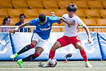 Glasgow Rangers (in blue) vs HKFA U-23 (in white) during their Main Tournament Cup Quarter-Final match, part of the HKFC Citi Soccer Sevens 2017 on 28 May 2017 at the Hong Kong Football Club, Hong Kong, China. Photo by Marcio Rodrigo Machado / Power Sport Images