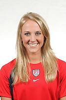 Cydne Currie, U.S. Under 20 Women's National Team Training Camp, Home Depot Center, Carson, CA. May 24, 2005