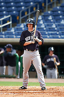 New York Yankees Kyle Holder (68) during an instructional league game against the Philadelphia Phillies on September 29, 2015 at Brighthouse Field in Clearwater, Florida.  (Mike Janes/Four Seam Images)