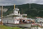 Dawson City 2010, SS Keno,THE YUKON TERRITORY, CANADA