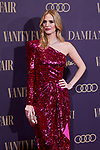 Teresa Baca attends to Vanity Fair 'Person of the Year 2019' Award at Teatro Real in Madrid, Spain.