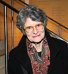 Mary Louise Wilson attending the Opening Night for the Playwrights Horizons World Premiere Production of 'The Great God Pan' at Playwrights Horizons Theatre in New York City on December 18, 2012