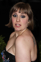 "NEW YORK CITY, NY, USA - MAY 05: Lena Dunham at the ""Charles James: Beyond Fashion"" Costume Institute Gala held at the Metropolitan Museum of Art on May 5, 2014 in New York City, New York, United States. (Photo by Xavier Collin/Celebrity Monitor)"