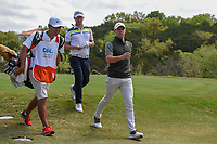 Rory McIlroy (NIR) makes his way down 3 during day 2 of the WGC Dell Match Play, at the Austin Country Club, Austin, Texas, USA. 3/28/2019.<br /> Picture: Golffile | Ken Murray<br /> <br /> <br /> All photo usage must carry mandatory copyright credit (© Golffile | Ken Murray)