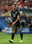 Germany's Maximillian Phillipp during the UEFA Under 21 Semi Final at the Stadion Miejski Tychy in Tychy. Picture date 27th June 2017. Picture credit should read: David Klein/Sportimage