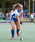 UTRECHT - Renee van Laarhoven (Kampong)   tijdens de hockey hoofdklasse competitiewedstrijd dames:  Kampong-Laren (2-2). COPYRIGHT KOEN SUYK