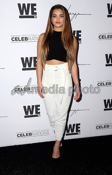 "29 January 2016 - Hollywood, California - Paris Berelc. ""Daya"" By Zendaya Shoe Line Launch Party to be featured on an upcoming episode of WE tv's David Tutera's CELEBrations held at Raleigh Studios. Photo Credit: Parisa Michelle/AdMedia"