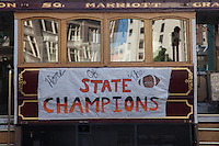 McClymonds State Champion Rally