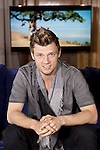 """Nick Carter of the Backstreet Boys attends their new music album """"In A World Like This"""" presentation at Palace Hotel on November 12, 2013 in Madrid, Spain. (ALTERPHOTOS/Victor Blanco)"""