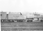 Side view of Rotary OM tender and water car #0471.<br /> D&amp;RGW  Chama, NM