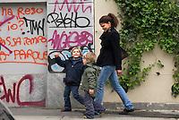 Milan, Family..Milano,famiglia