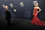 FIFA Ballon d'or, World Player 2011 Gala in Zuerich