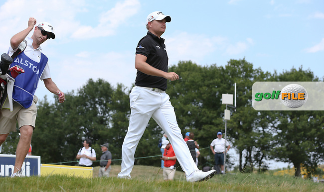 James Morrison (ENG) during Round Three of the 2015 Alstom Open de France, played at Le Golf National, Saint-Quentin-En-Yvelines, Paris, France. /04/07/2015/. Picture: Golffile | David Lloyd<br /> <br /> All photos usage must carry mandatory copyright credit (&copy; Golffile | David Lloyd)