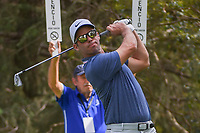 Paul Casey (GBR) watches his tee shot on 16 during round 3 of the World Golf Championships, Mexico, Club De Golf Chapultepec, Mexico City, Mexico. 2/23/2019.<br /> Picture: Golffile | Ken Murray<br /> <br /> <br /> All photo usage must carry mandatory copyright credit (© Golffile | Ken Murray)