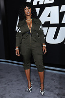 www.acepixs.com<br /> April 8, 2017  New York City<br /> <br /> Remy Ma attending 'The Fate Of The Furious' New York premiere at Radio City Music Hall on April 8, 2017 in New York City.<br /> <br /> Credit: Kristin Callahan/ACE Pictures<br /> <br /> <br /> Tel: 646 769 0430<br /> Email: info@acepixs.com