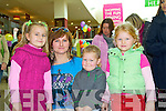 Pictured at the Manor West Retail Park 10th Anniversary Celebrations from left: Ciara Carroll and Rita Carroll.