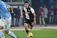 Paulo Dybala of Juventus <br /> Roma 7-12-2019 Stadio Olimpico <br /> Football Serie A 2019/2020 <br /> SS Lazio - Juventus<br /> Foto Antonietta Baldassarre / Insidefoto