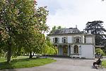 West Switzerland Genève Villa Plantamour - 10.05.2017 | usage worldwide