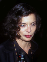 Bianca Jagger 1996<br /> Photo By John Barrett/PHOTOlink