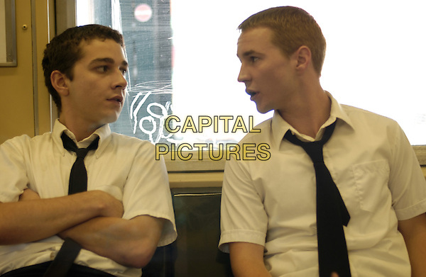 SHIA LaBEOUF & MARTIN COMPSTON.in A Guide to Recognizing Your Saints.*Filmstill - Editorial Use Only*.CAP/PLF.Supplied by Capital Pictures.