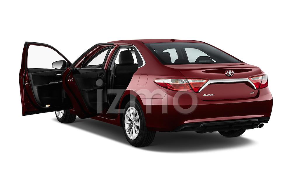 Car images of 2017 Toyota Camry 2.5-Auto-LE 4 Door Sedan Doors