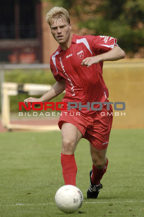 RLN 2006/2007 - 3.Spieltag Hinrunde; Werder Bremen II - BSV Kickers Emden;<br /> Arne Tammen<br /> <br /> Foto &copy; nordphoto