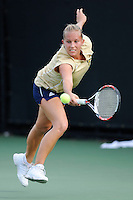 FIU Women's Tennis / Miami Fall Invitational (11/9/08)