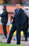 Dundee Utd v St Johnstone...25.09.10  .A glum Derek McInnes.Picture by Graeme Hart..Copyright Perthshire Picture Agency.Tel: 01738 623350  Mobile: 07990 594431