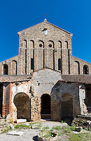 Cathedral of Santa Maria Assunta is a basilica church on the island of Torcello, Venice, northern Italy