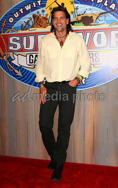 24 May 2017 - Los Angeles, California - Troyzan Robertson. Survivor: Game Changers Mamanuca Islands Finale held at CBS Studio Center. Photo Credit: AdMedia