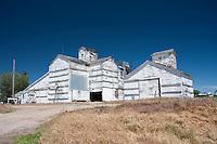 Abandoned Grain Factory in Bayard, NE